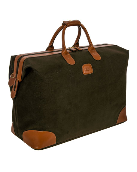 Life Valise Carry-On Duffel Bag Luggage