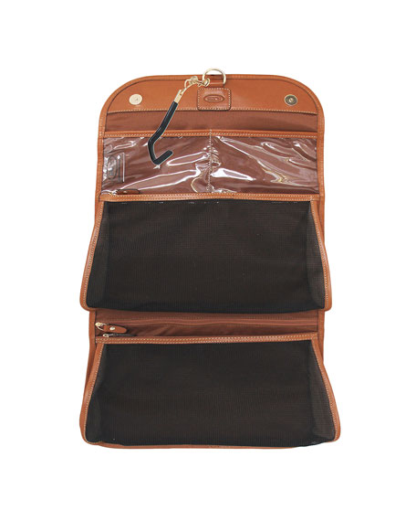 Life Pelle Tri-Fold Travel Case