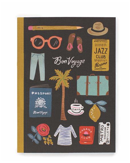 Travel Essentials Journal