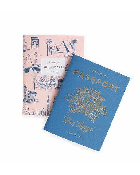 Rifle Paper Co Passport Pocket Notebooks