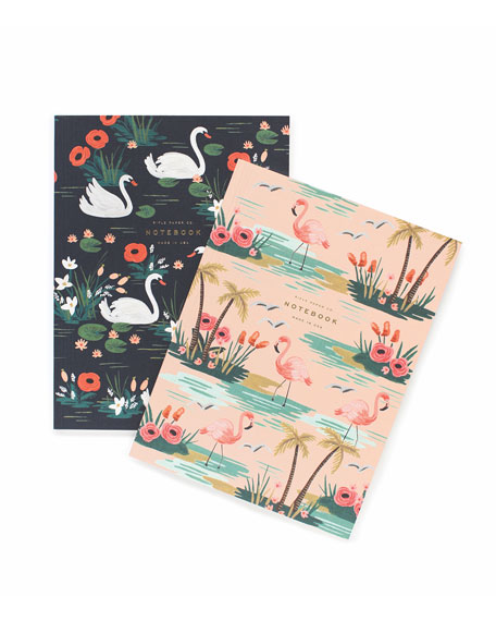 Rifle Paper Co Birds of a Feather Notebook,