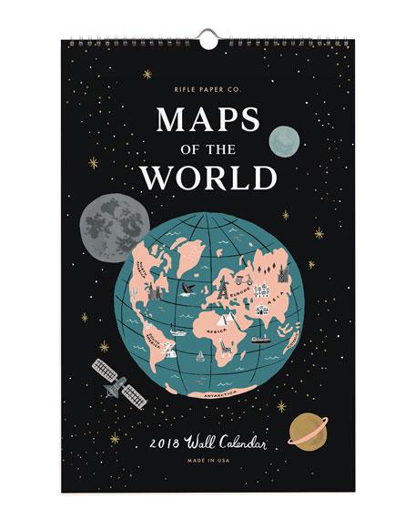 Maps of the World Calendar