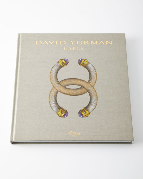 Penguin Random House David Yurman: Cable Book