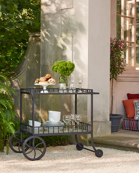 Winterthur Bar Cart
