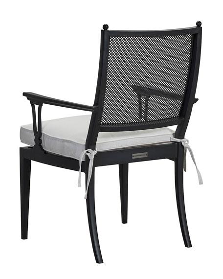Winterthur Dining Arm Chair, Tribal