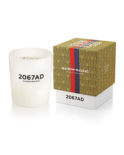 2067 AD Scented Candle, 9.9 oz. / 280 g