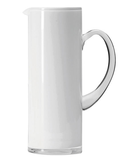 Basis Pitcher, White