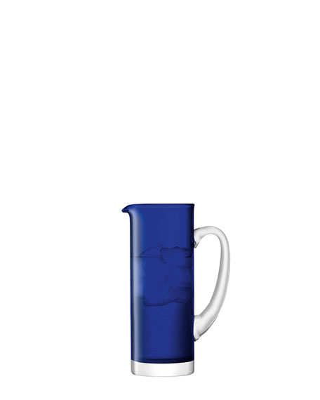 Basis Pitcher, Cobalt