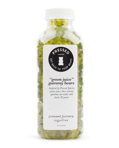 Green Juice Bears (Large Bottle)