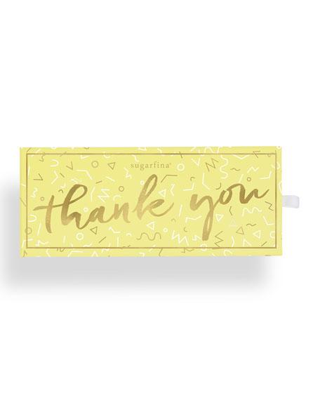 Thank You 3-Piece Candy Bento Box