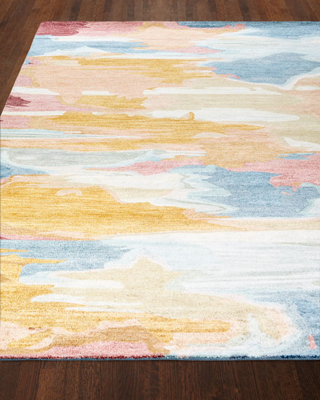 Maloy Hand-Tufted Rug, 5