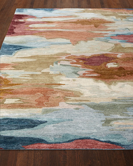 Maloy Hand-Tufted Runner, 2.3' x 8'