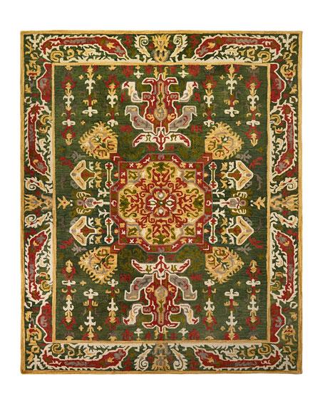 Danylynn Hand-Tufted Rug, 7.6' x 9.6'