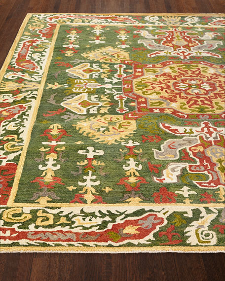 Danylynn Hand-Tufted Runner, 2.3' x 8'