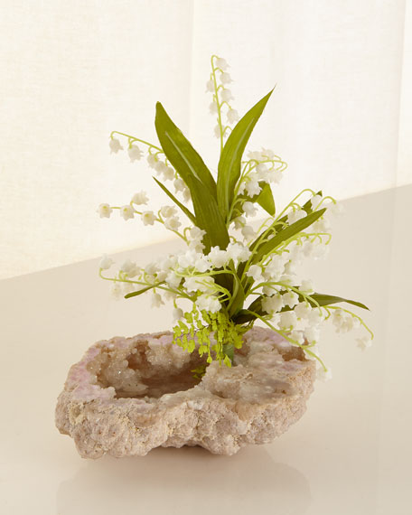 John-Richard Collection Crystal Lily
