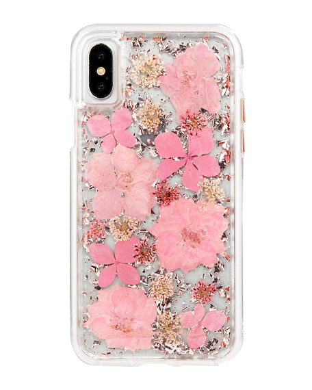 Case-Mate Petals iPhone® X Case, Pink