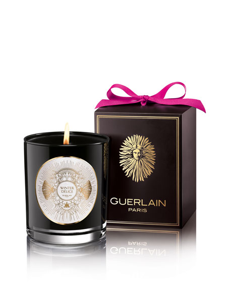 Guerlain 2017 Holiday Candle – Winter Delice, 6.3