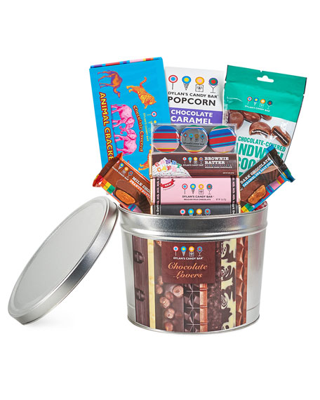 Dylan's Candy Bar Chocolate Lovers Bucket