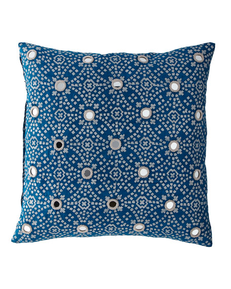 John Robshaw Tantu Decorative Pillow