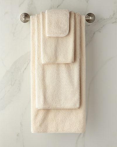 Long Double Loop Bath Sheet