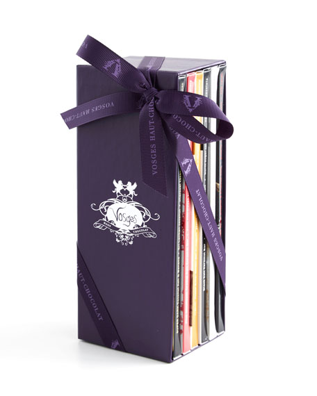 Vosges Haut Chocolat Exotic Chocolate Bar Library