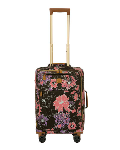 """Life Tropea 21"""" Carry-On Spinner Luggage"""
