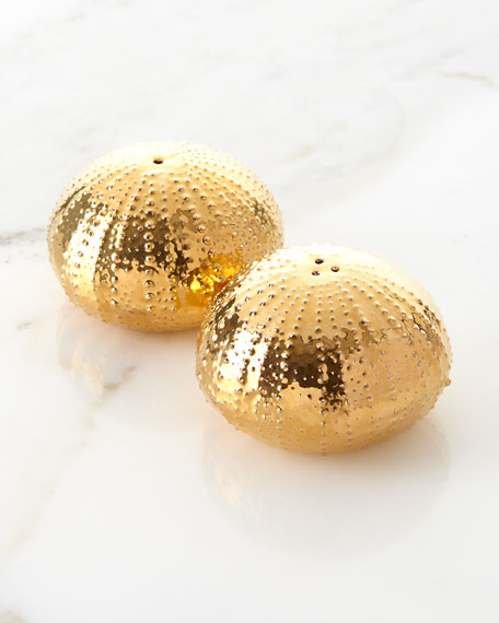 AERIN Sea Urchin Salt and Pepper Shakers