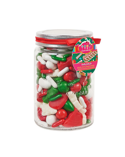 Holly Jolly Mason Jar