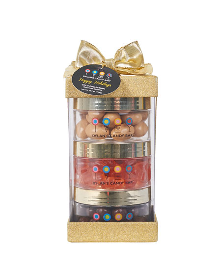 Dylan's Candy Bar 3-Piece Stack-A-Round Gift Set