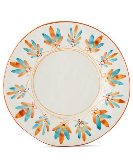 Neiman Marcus San Miguel Handpainted Dessert Salad Plate