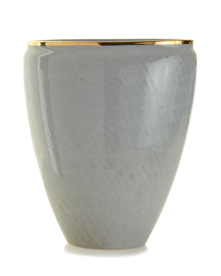 AERIN Paros Large Textured Ceramic Vase