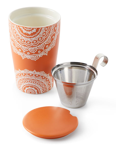 Chakra Kati® Steeping Cup and Infuser