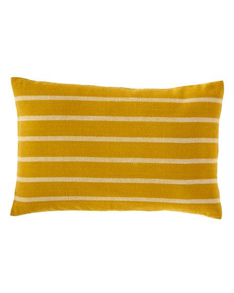 "Morrene Stripe Decorative Pillow, 16"" x 24"""
