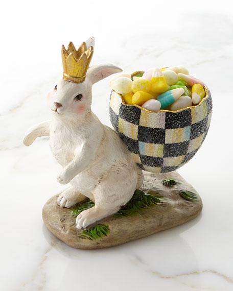 MacKenzie-Childs Egg Hunt Bunny