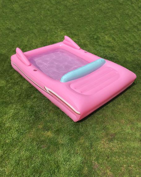 Convertible Car Mini Pool
