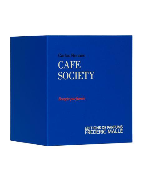 Candle Café Society, 7.76 oz. / 220 g