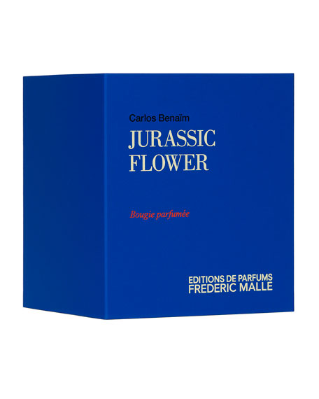 Candle Jurassic Flower, 7.76 oz. / 220 g