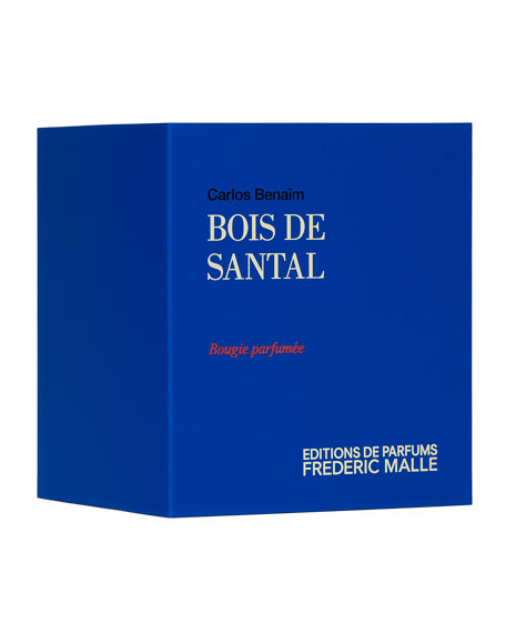 Candle Bois de Santal, 7.76 oz./ 220 g