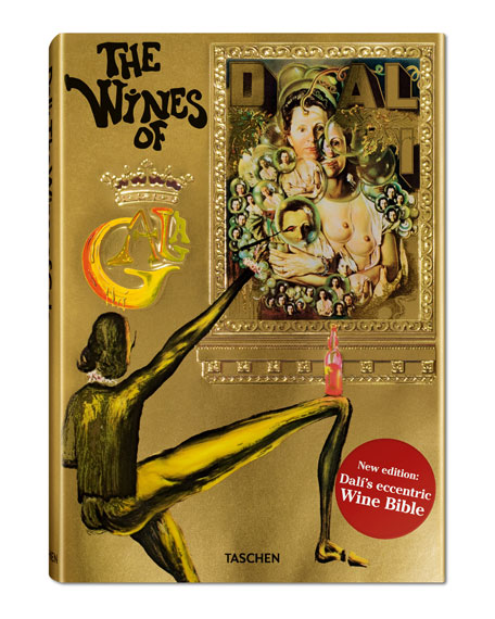Taschen Dali: The Wines of Gala