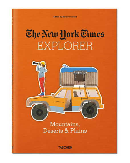 New York Times Explorer Mountains, Deserts and Plains
