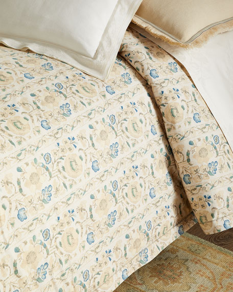 Ralph Lauren Home Cassandra 300 Thread-Count and Matching