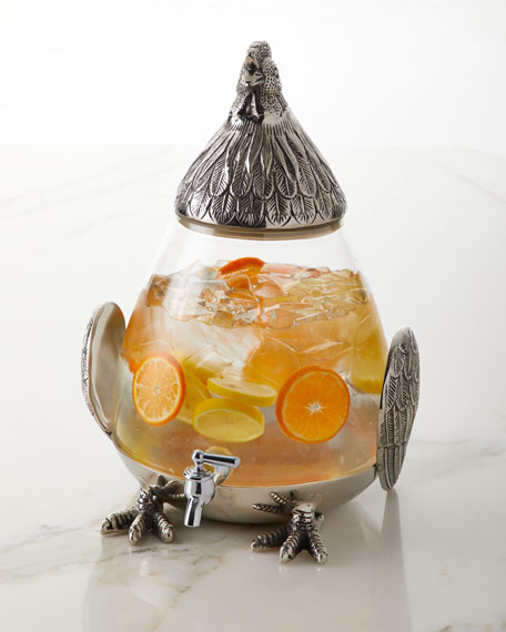 Rooster Drink Dispenser