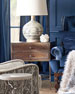 Clarendon Two-Drawer Night Stand