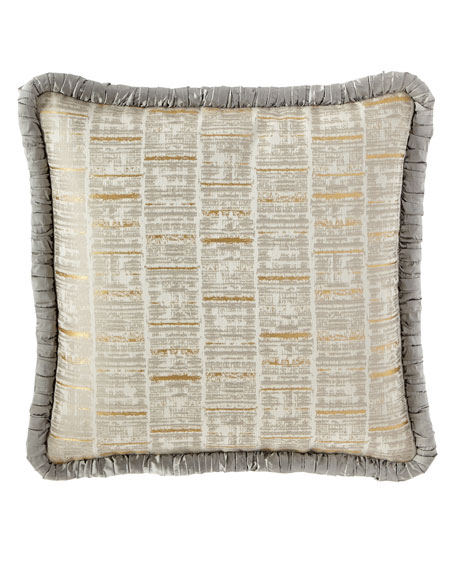 Dian Austin Couture Home Glitz Linear European Sham