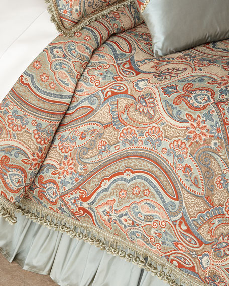 Sweet Dreams Kristi Paisley Queen Duvet