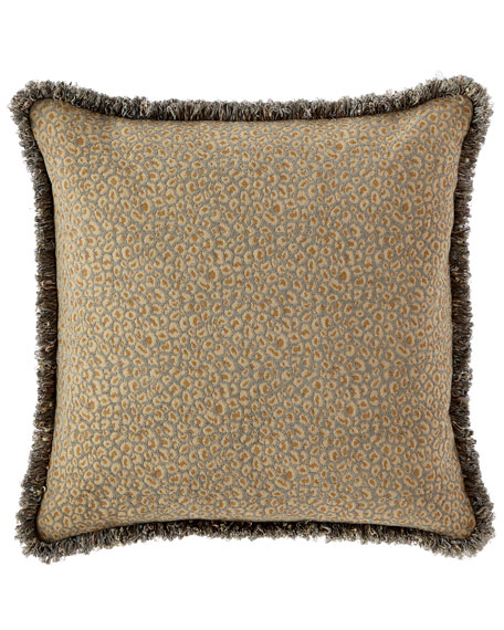 Sweet Dreams Kristi Leopard European Sham