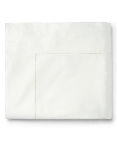 Luminous Sateen Full/Queen Flat Sheet