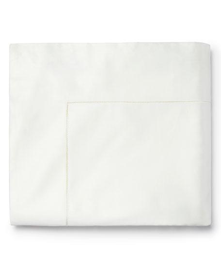 Luminous Sateen Queen Bottom Fitted Sheet