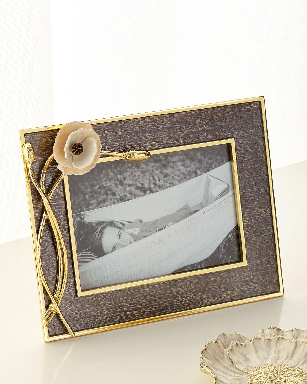 Enamel photo frame neiman marcus quick look jeuxipadfo Choice Image