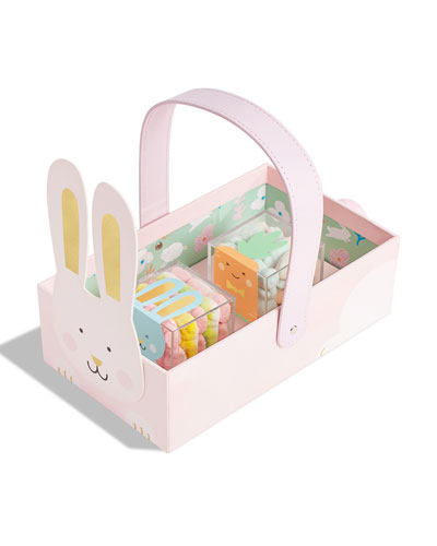 Easter Bunny Candy Basket